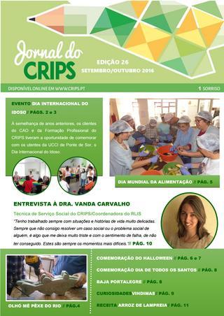 Ver Jornal do CRIPS